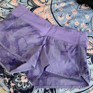 Multicolored shorts